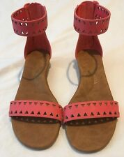Koolaburra by Ugg Coral Sandals Woman's Size 7 New