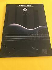 101 Bass Tips, Gary Willis, Book/CD Set