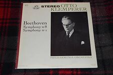 Otto Klemperer~Beethoven Symphony No 8~Symphony No. 1~Philharmonia Orchestra