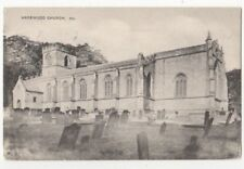 Harewood Church Yorkshire England Vintage Postcard US093