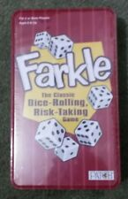 Patch Products Inc. Farkle Dice Game Tin Game Accessories