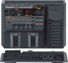 ROLAND GR-20 GUITAR SYNTHESIZER EFFECTS PEDAL WITH GKC5 CABLE + POWER SUPPLY