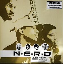 N*E*R*D In Search Of CD. Brand New & Sealed