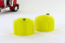1/50 Bulk Fluid Tank - yellow 2 pack