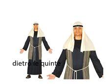Costume vestito Pastore,San Giuseppe,Arabo Presepe  Natale  Carnevale g42416