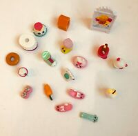 Shopkins Figures Lot of 16 Plus Shopkins Figurines EUC