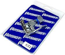 Hipshot GT-2 Guitar Xtender Key CHROME GT2 Extender Detuner X-tender