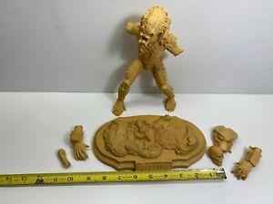 CG Lunar Models 1:8 Scale Randy Bowen Predator Movie Version Model Kit No Res