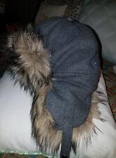 Fjäll Räven Wool Heater, Winter Grey Size L 77188 NEW