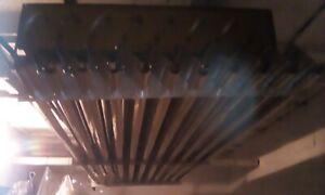 Cella frigo-freezer da ambiente con motore sino a 6 mq, con griglia, 2 porte ecc