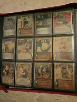 Naruto Series 1 - 3 lot (card game, collectible, ccg, tcg)