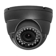 HD-CVI 2 MP OUTDOOR VANDAL DOME CAMERA 2.8-12MM HD TV HIGH DEFINITION