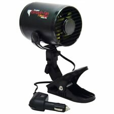 Roadpro Rpsc-857 12-Volt Tornado Fan With Mounting Clip