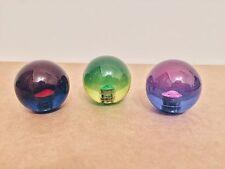 Dual Colors Crystal Arcade Stick / Joystick Ball Top Sanwa Semitsu Hori MadCatz
