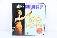 More Knockers Up! Rusty Warren Vintage Vinyl Record 1965 LP VG JGM 2059