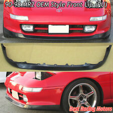 OE Style Front Bumper Lip (Urethane) Fits 90-98 Toyota MR2