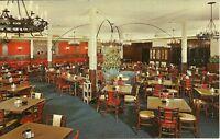 "St. Petersburg FL ""Driftwood Cafeteria""  Restaurant Postcard  Florida"