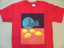 LUSH SPLIT T SHIRT (S-XL)
