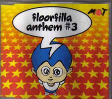 Floorfilla-Anthem 3 cd maxi single