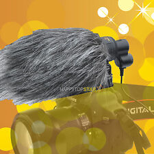 Professional DV Stereo Microphone Video Micro for Canon 550D 700D 7000D 5D Mark