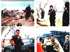 1982 ROAD WARRIOR behind-the-scenes 8 x 10 photos - Mel Gibson, George Miller