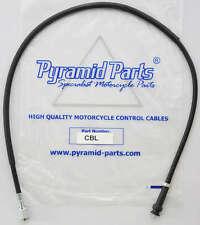 Pyramid Parts Tacho / Rev Cable fits: Honda CJ250 77-79