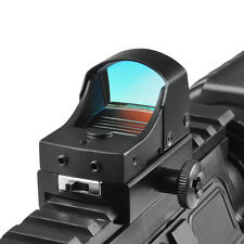 Mini Compact Holographic Reflex Micro Red Dot Sight Scope Rifle&Pistol