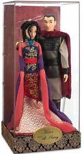 Mulan Disney Fairytale Designer Dolls