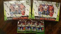 1 PACK NOT THE BOX FROM MEGA BOX 2020-21 Panini Prizm Premier League Soccer