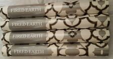 Fired Earth Wallpaper Alhambra Palace Winter Ottoman Collection x 4 Rolls 680100