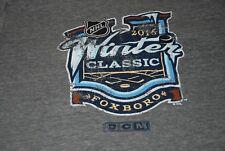 CCM 2016 Winter Classic Foxboro Canadiens Bruins T Shirt Small