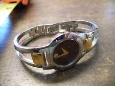 Movado Ladies Amorosa Watch Model Number 81 E4 1842 Two Tone Swiss Quartz