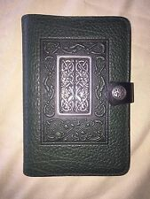 OBERON Celtic Hounds Vintage? Luxe Icon Leather Journal Sketch Book Heirloom