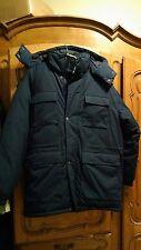 Phenom Alternative Down Navy Blue Jacket Parka sz M/L