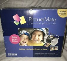 Epson B351A Digital Photo Inkjet Printer in Original Box