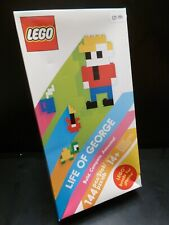NEW OLD STOCK - LEGO LIFE OF GEORGE 144 PIECE - 21200 Bricks for IPHONE