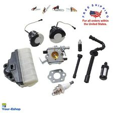 Carburetor Carb Kit For Stihl Chainsaw MS210 MS230 MS250 021 023 025 Chain Saw