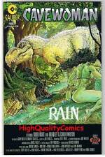 CAVEWOMAN RAIN #8, NM, Dinosaurs, Femme, Budd Root, 1997, more CW in store