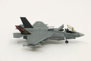 Hogan Wings 60289, F-35B, US Marines, BF-01 (Open canopy), 1:200