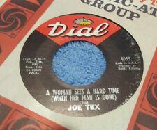 Joe Tex – Show Me / A Woman Sees A Hard Time ~ (M-)