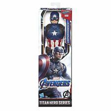 Marvel Avengers: Endgame Titan Hero Series Captain America 30 cm-Scale Super