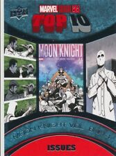 TI-10 MOON KNIGHT 14 (2018) 2017 Upper Deck Marvel Annual TOP 10 ISSUES