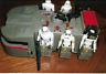 Vintage Star Wars Kenner 1979 Imperial troop transport + six stormtrooper figure