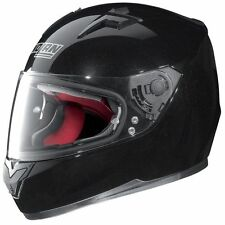 NOLAN N64 SMART FULL FACE HELMET GLOSS BLACK - SIZE SMALL - SAVE £30 - ONLY £69