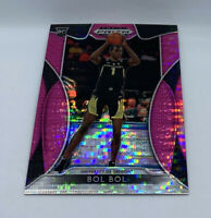 Bol Bol 2019-20 Panini Prizm Draft Picks Pink Pulsar #45 Denver Nuggets Rookie