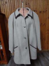 Mackintosh of New England Wool coat, women's size 20.5