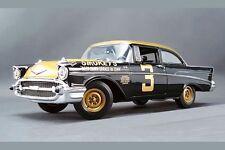 1957 CHEVROLET BEL AIR SMOKEY YUNICK PAUL GOLDSMITH DAYTONA NASCAR RACING ACME