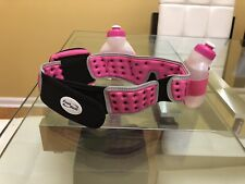 Fuel Belt R20 2 Bottle -PINK- ONE SIZE FITS ALL -stay Hydrated