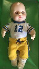 Vintage Horsman Doll Sports Kids Style # 04300 Football in Original Box