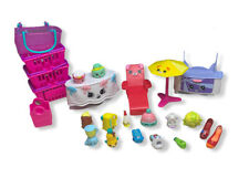 Shopkins Unisex Toys All Seasons Lot of Figures and Furniture and Baskets